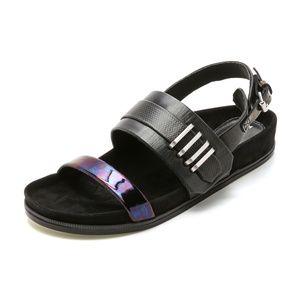 L.A.M.B Bradyn Gladiator Slingback Sandal